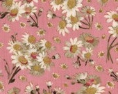 Lakehouse Fabrics, Teatime Marguerite in Powder
