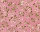 Lakehouse Fabrics, Teatime Marguerite Vine in Powder