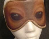 FREAK Them Out Sleep Eye Mask Alien Life Form