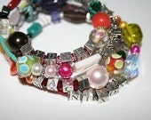 FUNKY NAME Mothers/Grandmothers Wrap Bracelet