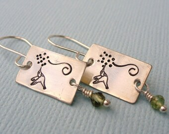 Little Hummingbird Earrings