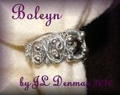 Royal treasures Series - Boleyn Ring