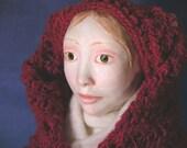 New Growth, OOAK, art doll, mixed media figure sculpture, on sale