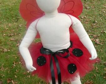 Lovely Ladybug Boutique Custom Made Halloween or everyday dress up Costume