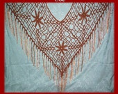 SOL Shawl or Poncho Crochet Pattern