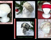 5 Fabulous Winter Headbands to Crochet Patterns