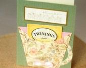 Thanks Tea Card