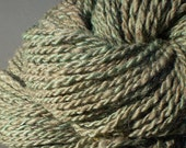 "Handspun Yarn ""Dried Herbs"" - no charge for shipping in US"