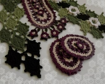 Northwind Scarves pattern