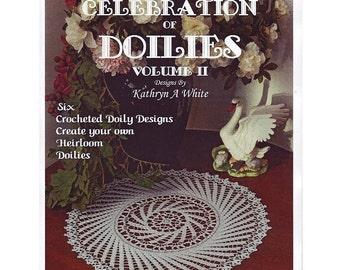 A Celebration of Doilies Volume II Pattern book