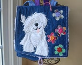 Busy Little FluffyPuppy Backpack
