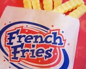 French Fry Soap Set- Soap Fries, Food Soap, Gag Gift, Prank Soap, French Fry Soaps, Kids Soap, Dinner Food Soap, Carnival Soap, Fair Soap