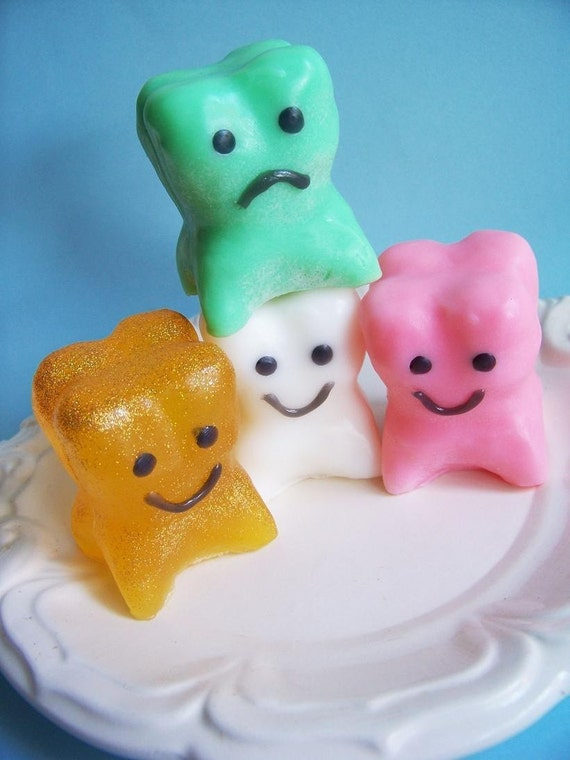 Silly Tooth Soap