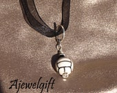 Volleyball Pendant