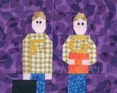 Wizard Twins Pattern