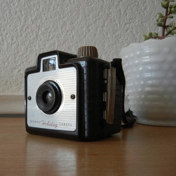 1950's Kodak Brownie Camera. Madmen style