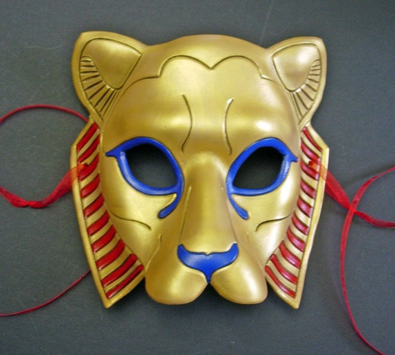 Japanese Lioness Mask 12