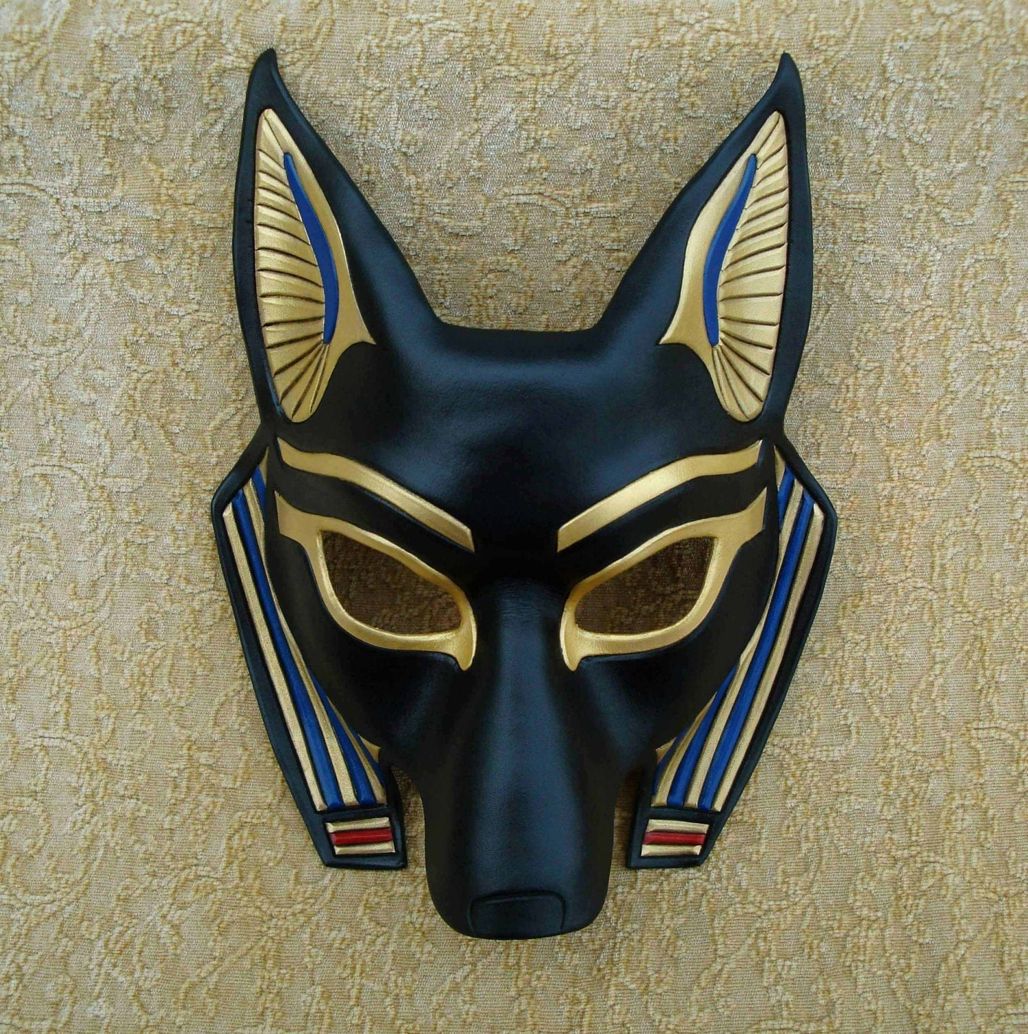 Egyptian Jackal Mask A...