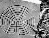 Labyrinth Photographic Print 8 x 10