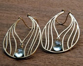 Curtain Call earring-in stock
