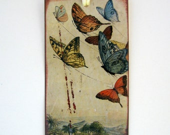 Flight of the Butterflies Gift Tags