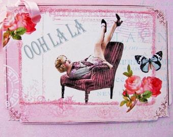 Ooh La La Shabby French Romance Tags