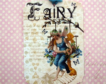 Fairy Enchantment Gift Tags