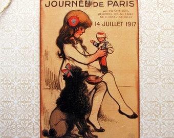 Journal de Paris Gift Tags