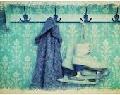 Postcard -Coat rack-