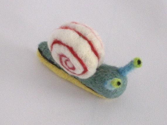 Teenage Snail