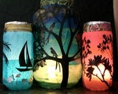 CUSTOM: Lanterns for Beth