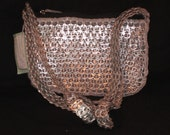 Soda Pop Tab Purse with Zippered Top