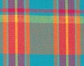 RESERVED for Bobbi - Moda Prep School Plaid Fabric
