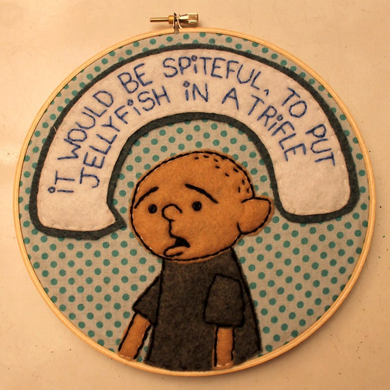 Karl Pilkington Hoop