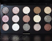 15 PAN SPECIAL MAC Pressed Like Shadow Eyeshadows