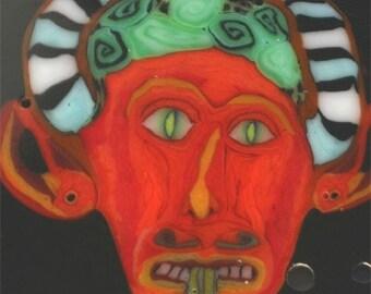 RARASEK DEVIL HEAD