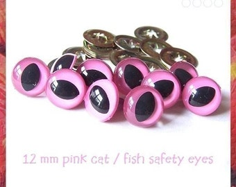 Amigurumi Safety Eyes And Noses : Animal Craft Plastic Safety Eyes Noses for Amigurumi by 6060