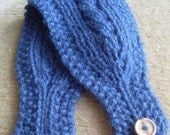 Knitting Pattern for Madison Head Wrap