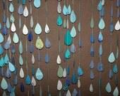 raindrop decorations