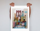 Big Brooklyn Print