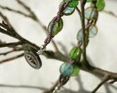 Laurel Wreath Bracelet