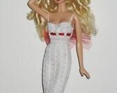 Barbie Shell Dress Crochet Pattern