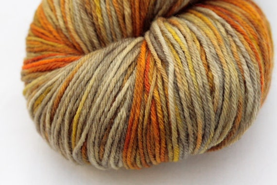 Meadow Fingering Weight Hand-dyed Yarn