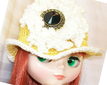 Style and Sophistication Chic BLYTHE HAT