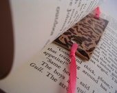 Unique Bookmark. Originally Drawn Piece of Art.