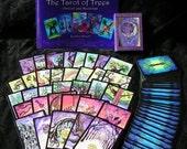 Tarot of Trees Book and Deck Set... Full color, Beautiful Tarot Deck and book