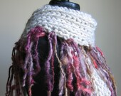 Snow Faerie scarf