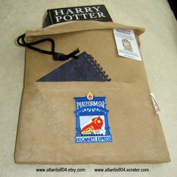 Platform 9-3/4 - Book, Comic, Magazine, Bag-Sleeve (etsy)