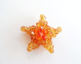 Twinkle Star Pendant Tutorial TWR051
