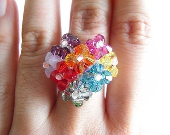 Sweetheart Ring Tutorial TWR036